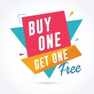 BUY One GET One FREE ☆ANYTHING priced $30 & under☆